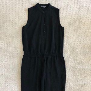 VINCE black jumpsuit size 4